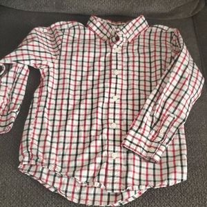 Boys Button Down Dress Shirt
